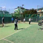平日テニス&食事会