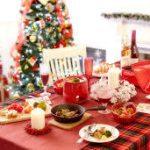 クリスマスホームパーティー