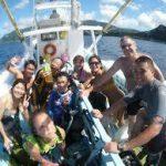 八丈島ダイビングツアー