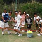 社会人サークルテニス