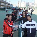 テニスゲーム大会《アスクカップ》
