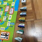 電車ですごろくゲーム 東京メトロ